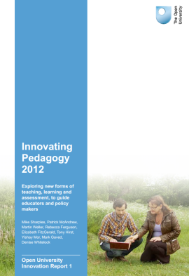 Innovating Pedagogy