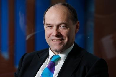 Professor James Fleck