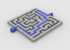 Maze Puzzle © FutUndBeidl via Flickr