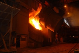 Chinese steel manufacturers