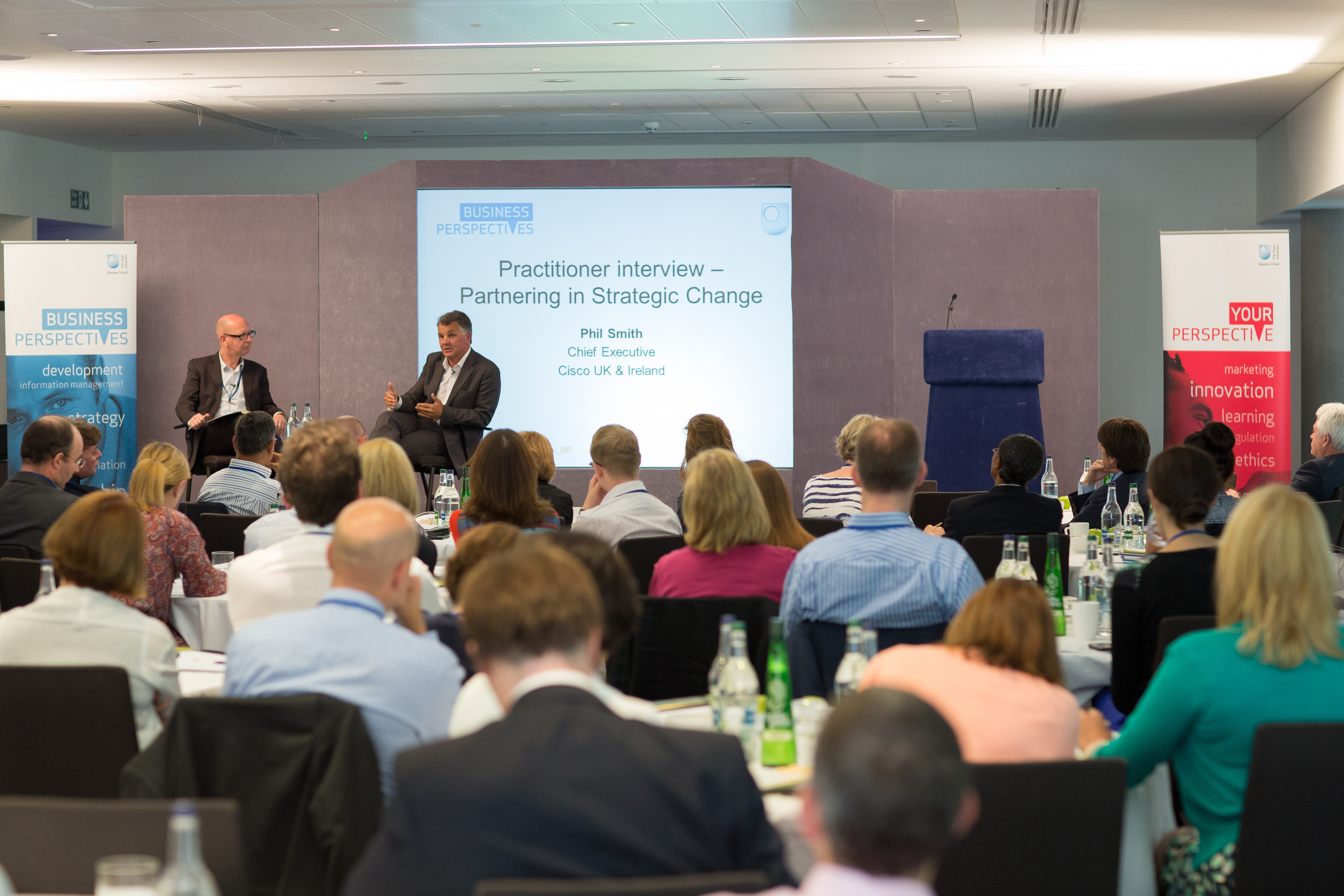 Business Perspectives 'Change Management' Masterclass