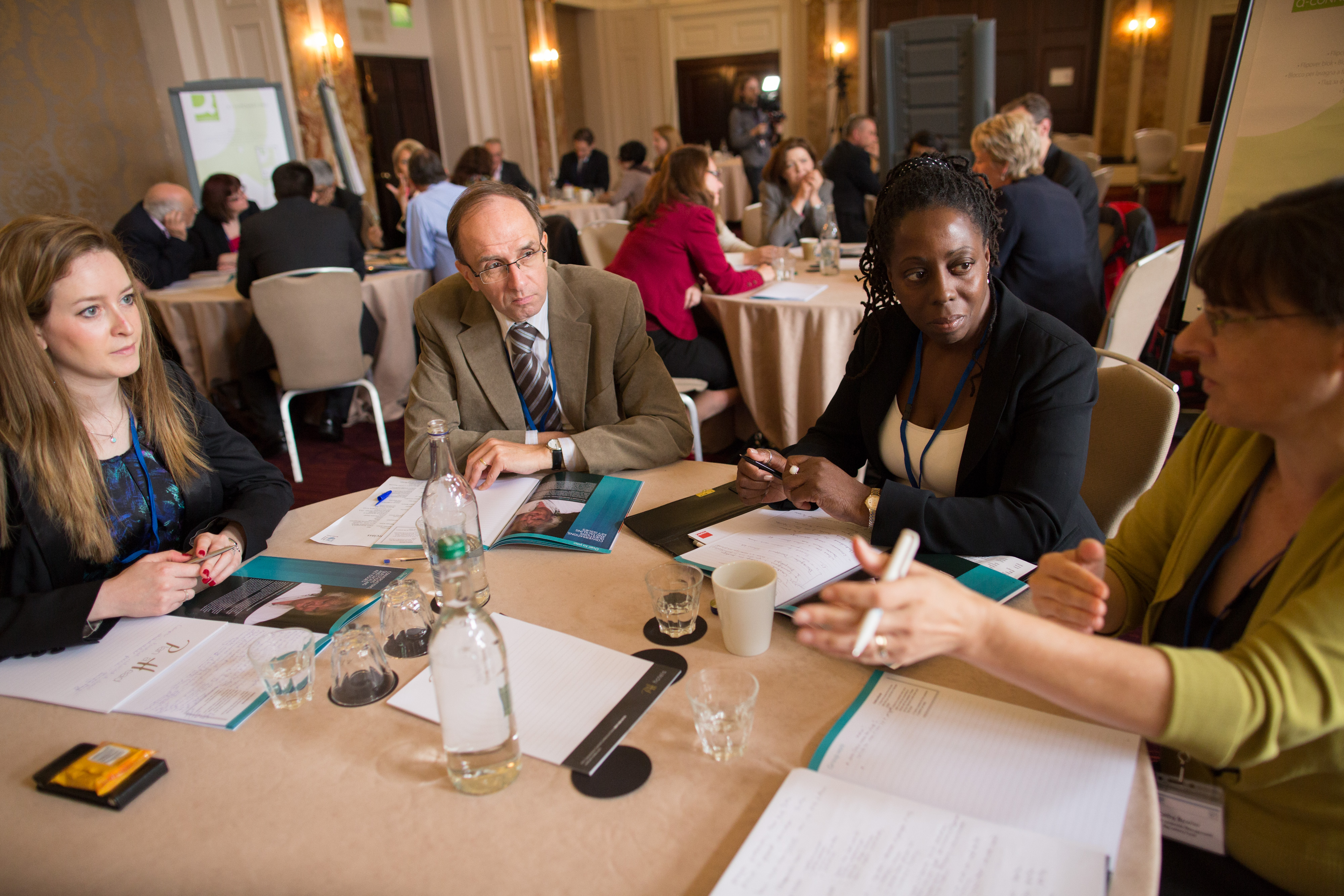 Business Perspectives 'Leadership' Masterclass