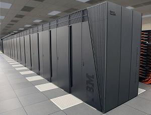 Big data - computer room photo